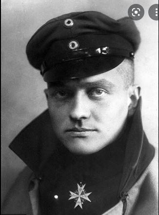 Baron Manfred Von Richthoven