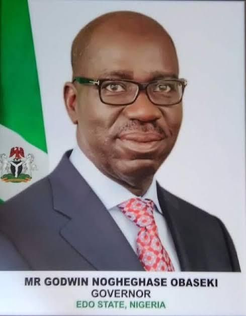 Governor Obaseki Godwin