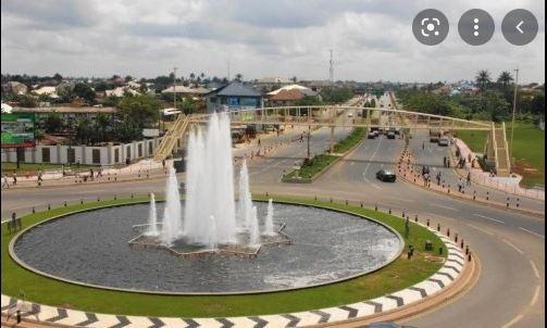 The City Of Enugu