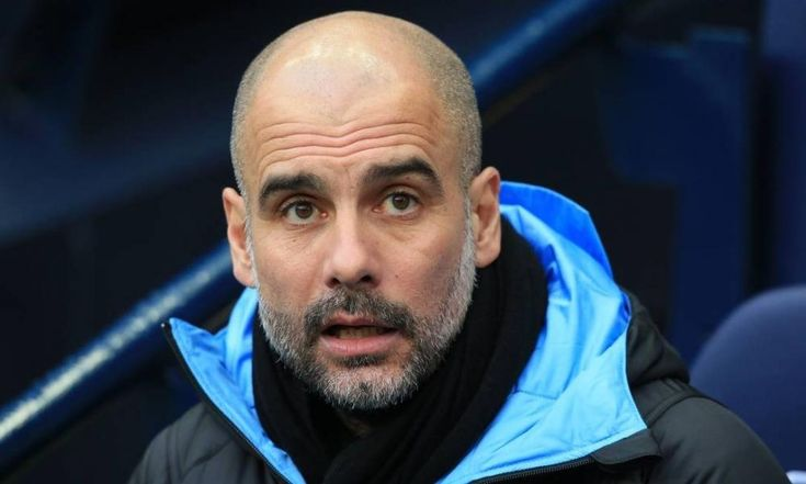 city coach Pep Guardola