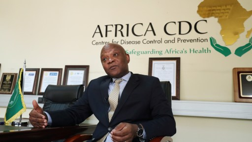 Africa center for diseases-CDC