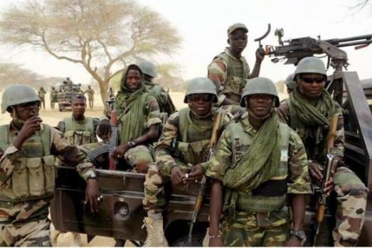 army troop destroyed Boko Haram