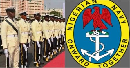 Different Ranks in the Nigeria Navy