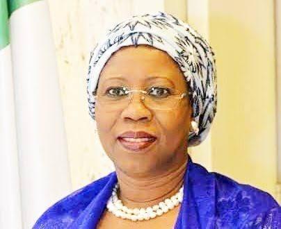 Ambassador Maryam Katagum