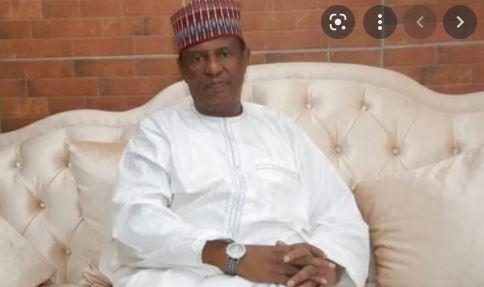 Ambassador Jidda Baba Ahmad