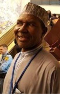 Ambassador Yahaya Lawal