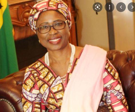 Ambassador Modupe Irele