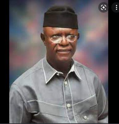 Deputy Governor Benson Abounu