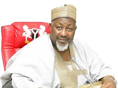 Governor Badaru Abubakar