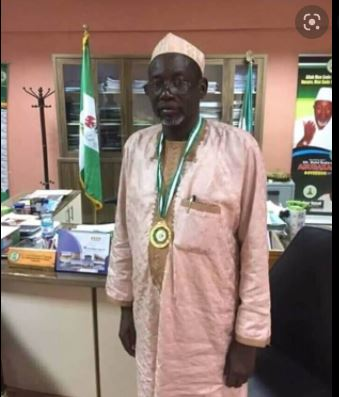 Deputy GovernorUmar Namadi