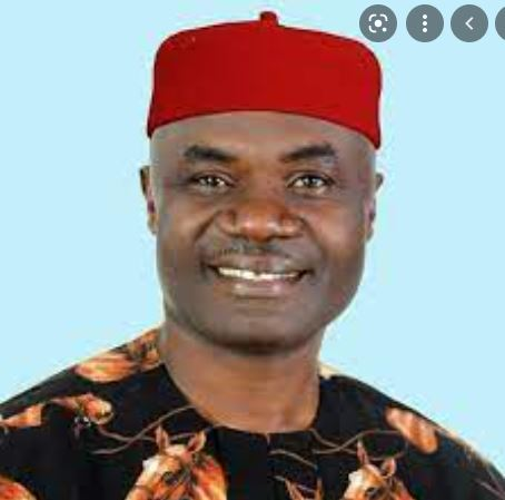 Deputy Governor Ude Oko Chukwu