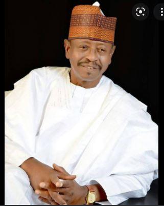 Deputy GovernorSamaila Yombe Dabai