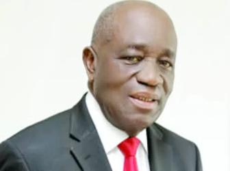 Deputy Governor Moses Ekpo