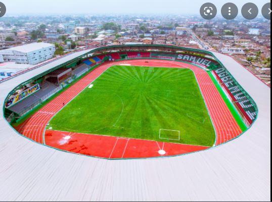 Samuel Ogbemudia Stadium In Benin City