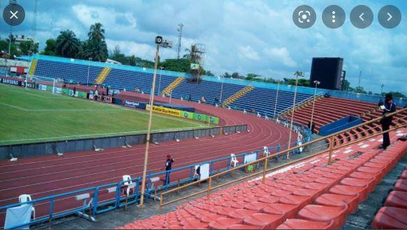 U. J. Esuene Stadium In Calabar