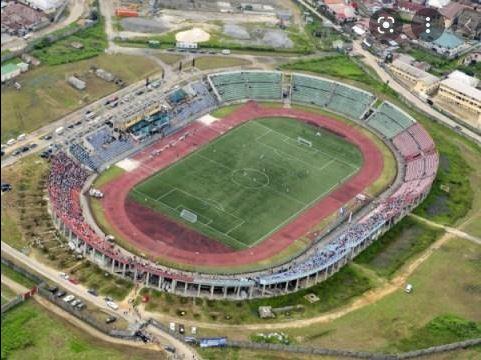Liberation Stadium In Port Harcourt
