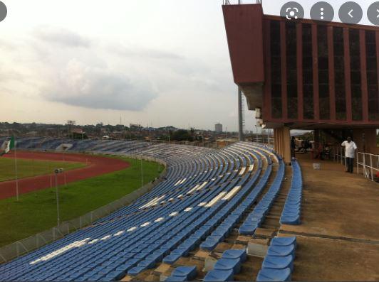 Obafemi Awolowo Stadium In Ibadan