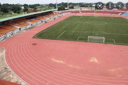 Nnamdi Azikiwe Stadium In Enugu
