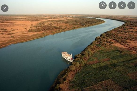 The Senegal River