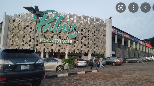The Palms Shopping Mall Lagos