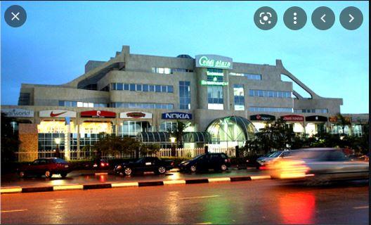 Ceddi Plaza Abuja