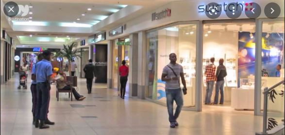 Worththanks Shopping Mall Lagos