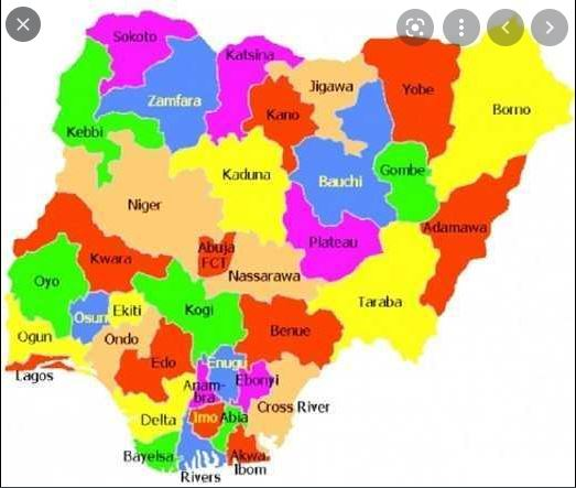 The full list of Nigerian States and Their Local Government Areas 2021