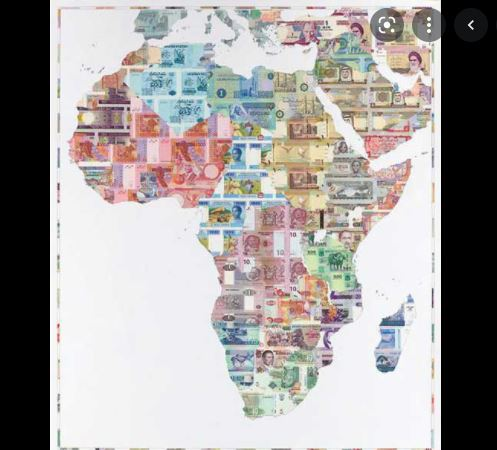 List Of The 55 African Countries And Their Currency