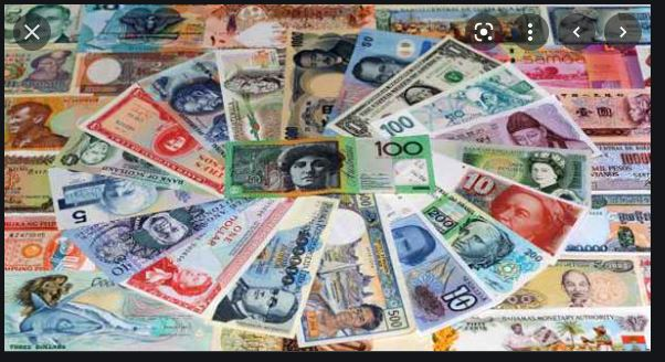 List Of The 52 Asian Countries And Their Currency