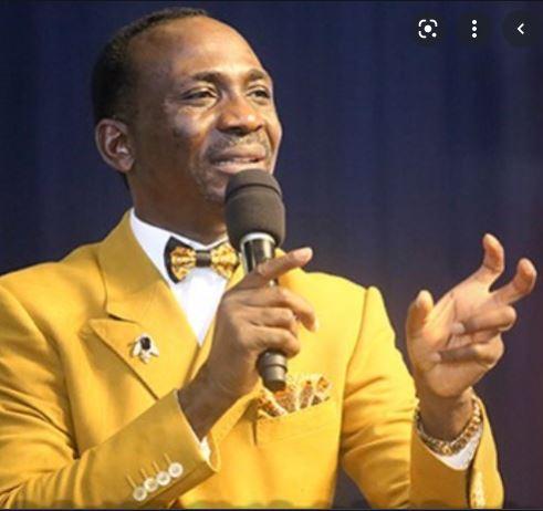 Pastor Dr. Paul Enenche