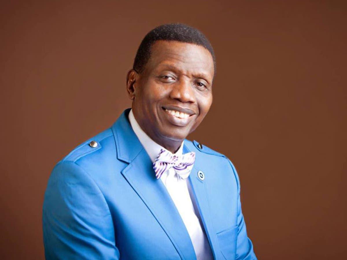 Pastor E. A Adeboye